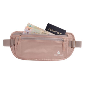 Eagle Creek Silk Undercover Money Belt Mavebælte pink